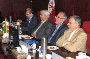 مدیرعامل جدید بیمه ایران رسما معارفه شد