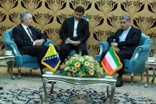 امضای یادداشت تفاهم میان ایران و بوسنی و هرزگوین