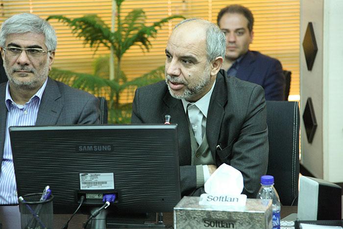 پرتوافکنان عضو هیأت مدیره بانک قرض الحسنه مهر ایران شد