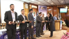 تقدیر از ده رییس شعبه موفق بانک پارسیان