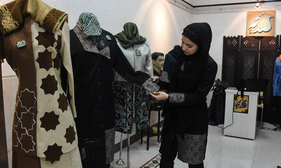 نمایشگاه صنایع دستی وفرش ایرانی