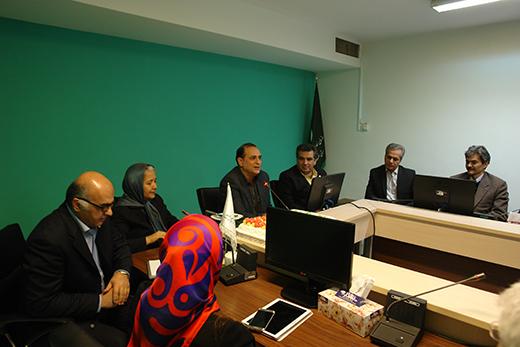 برگزاری مراسم دهمین سالگرد آغاز فعالیت کمیسیون شبکه سازمان نظام صنفی رایانه ای تهران