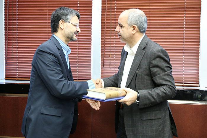 چقازردی رئیس شورای امر به معروف و نهی از منکر بانک سپه شد