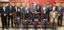 مدیرعامل بانک پارسیان از تعدادی از شعب بازدید کرد