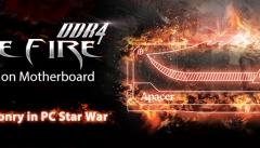 شمشیر نوری BLADE FIRE DDR4، سلاحی قدرتمند برای کامپیوتر شما
