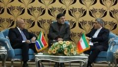 تسریع دربرقراری روابط کارگزاری بین بانکهای ایران و آفریقای جنوبی