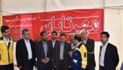 بازدید مدیرعامل پست از بیست و نهمین نمایشگاه بینالمللی کتاب تهران