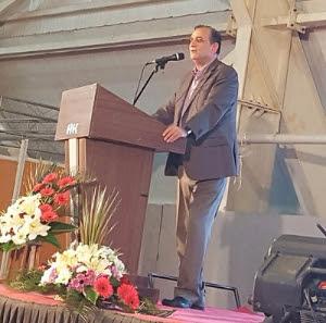 افتتاح پانزدهمین نمایشگاه الکامپ فارس با حضور رئیس سازمان نظام صنفی رایانهای کشور