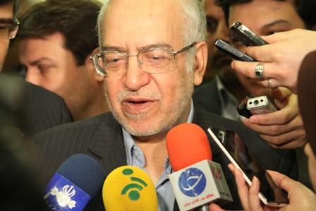 نعمت زاده: ایران در ساخت انواع مخازن خودکفا شده است