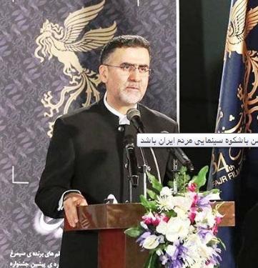 امیدوارم امسال، جشنواره فیلم فجر جشن باشکوه سینمایی مردم ایران باشد