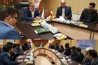 همایش بزرگ کارکنان بانک ایران زمین در مدیریت شعب خراسان جنوبی و سیستان و بلوچستان