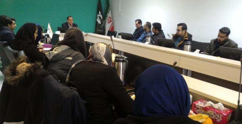 انتخابات سازمان نظام صنفی رایانه ای تهران برای اولین بار الکترونیکی برگزار می شود