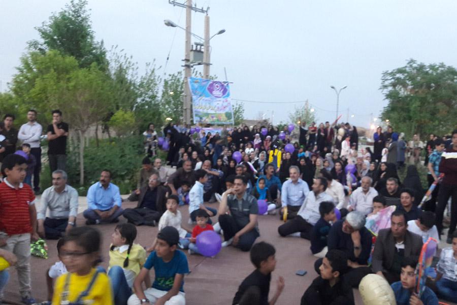 جشنواره پرواز بادبادکها در خراسان جنوبی