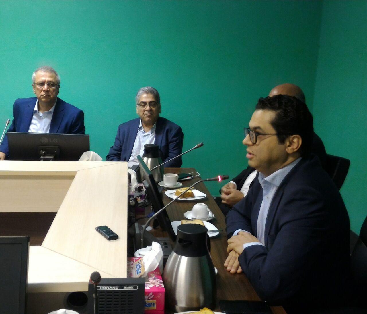 برگزاری نشست خبری کمیسیون سخت افزار و شبکه با موضوع نوسان نرخ ارز و اثار آن بر کسب و کارهای فناوری اطلاعات