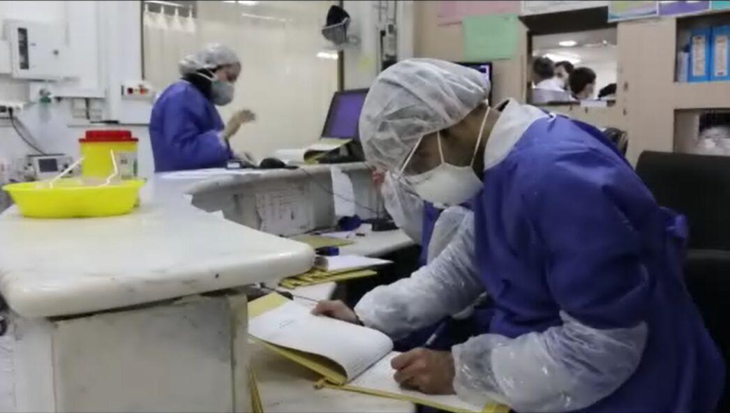 اقدامات دولت برای مهار ویروس کرونا