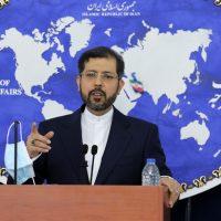 حضور دکتر ظریف در کنفرانس مجازی افغانستان ۲۰۲۰ در ژنو